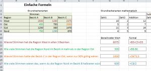 Excel Übungen